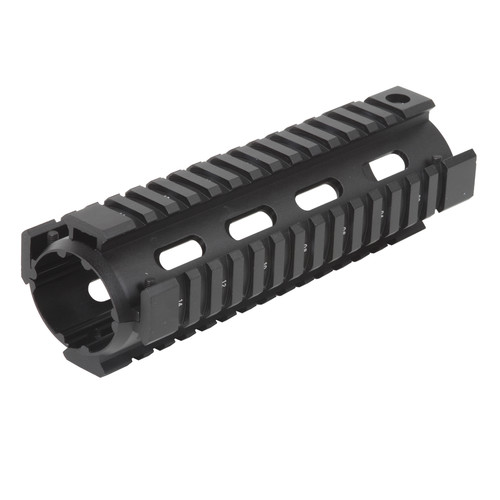 "Firefield Carbine 6.7"" Quad Rail (Box Packaging, Olive Drab)"
