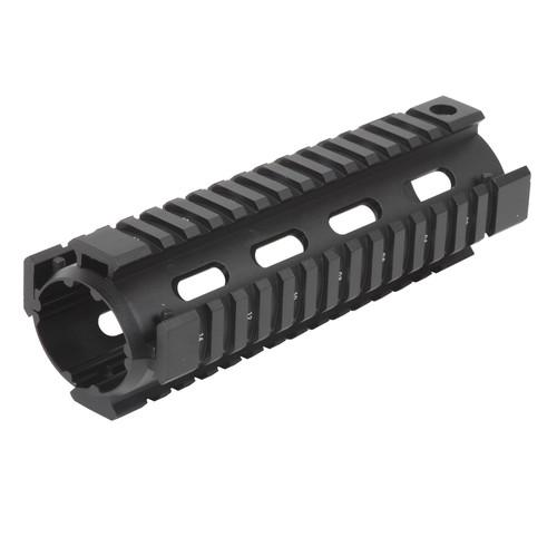 """Firefield FF34001 Carbine 6.7"""" Quad Rail Hand Guard (Olive Drab)"""