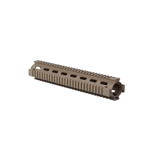 "Firefield FF34003 Carbine 12"" Quad Rail Hand Guard (Dark Earth)"