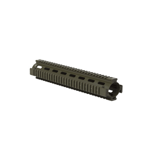 "Firefield Carbine 12"" Quad Rail (Clamp Olive Drab)"