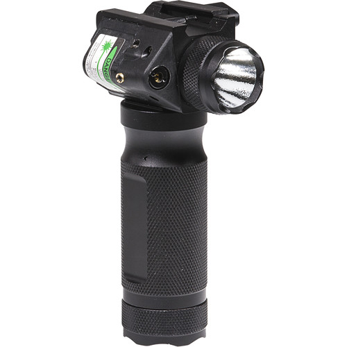 Firefield Heavy-Duty Green Laser Flashlight Foregrip (Matte Black)