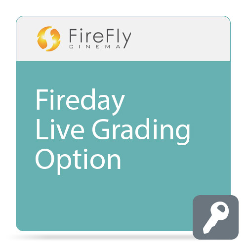 FireFly Cinema Live Grading Option (Download)