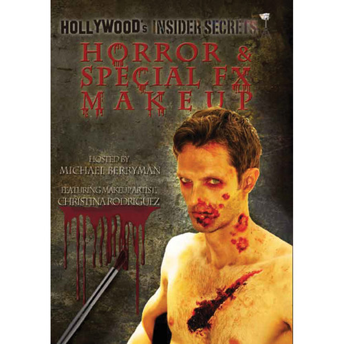 First Light Video DVD: Horror & Special FX Makeup