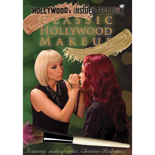 First Light Video DVD: Classic Hollywood Makeup Techniques