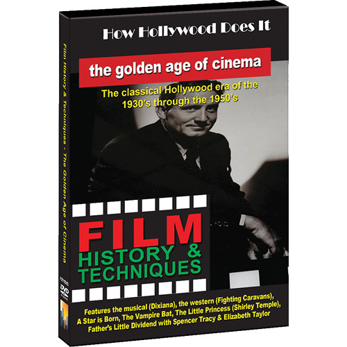 First Light Video DVD: How Hollywood Does It: Film History & Techniques of The Golden Age of Cinema