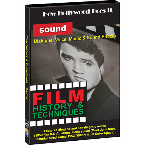 First Light Video DVD: How Hollywood Does It: Techniques of Sound