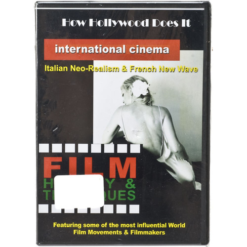 First Light Video DVD: How Hollywood Does It: Techniques of Overseas Cinema