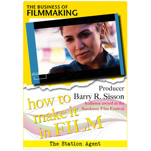 First Light Video DVD: How to Make It in Film: Producer Barry R. Sisson