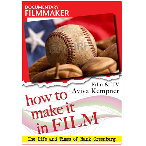 First Light Video DVD: Documentary Filmmaker - Film & TV Aviva Kempner
