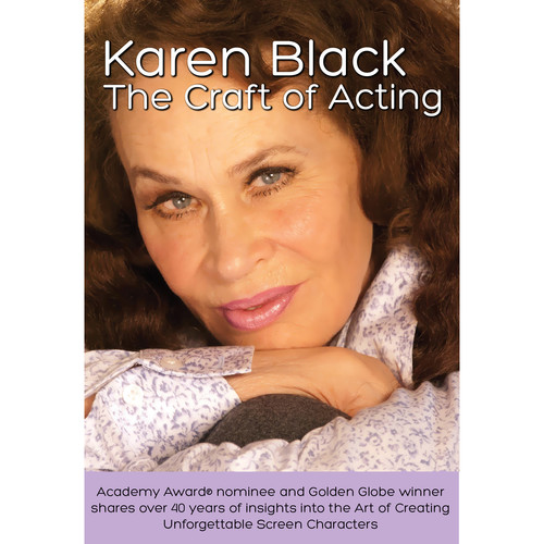 First Light Video DVD: Karen Black: The Craft Of Acting