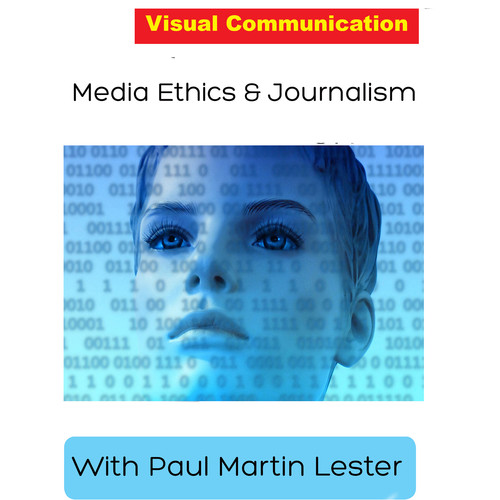 First Light Video DVD: Media Ethics and Journalism with Paul Martin Lester