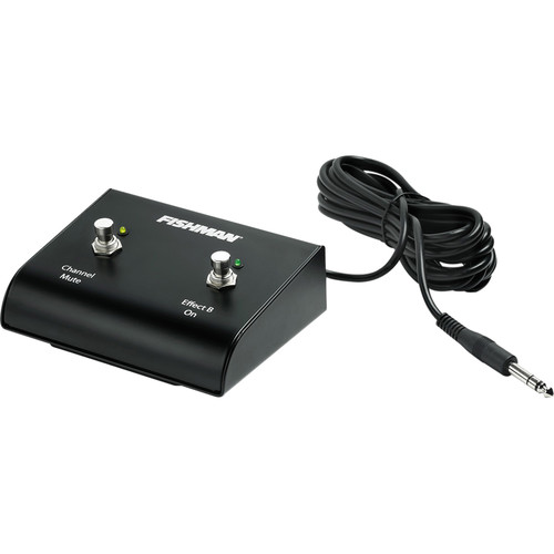 Fishman Dual Footswitch for Loudbox Amplifiers