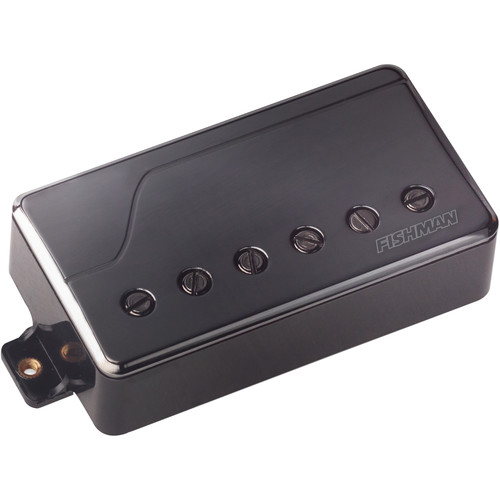 Fishman Fluence Classic Humbucker Bridge Pickup (Black Nickel)