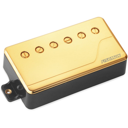 Fishman Fluence Classic Humbucker Neck Pickup (Gold)