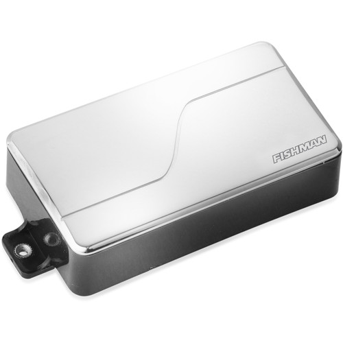 Fishman Fluence Modern Alnico Humbucker Pickup for 6-String Guitar (Nickel)
