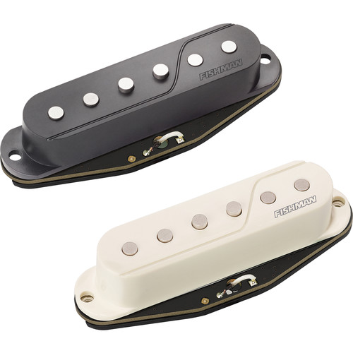 Fishman Fluence Single-Width Passive Pickup for HSS Configuration