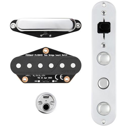 Fishman Fluence Signature Series Greg Koch Gristle-Tone Pickup Set for Telecaster Guitars