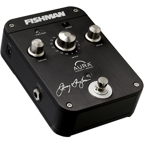 Fishman Jerry Douglas Signature Series Aura Imaging Pedal