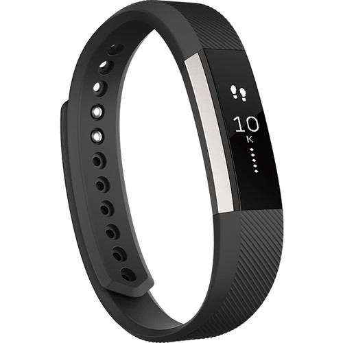 Fitbit Alta Classic Band (Large, Black)