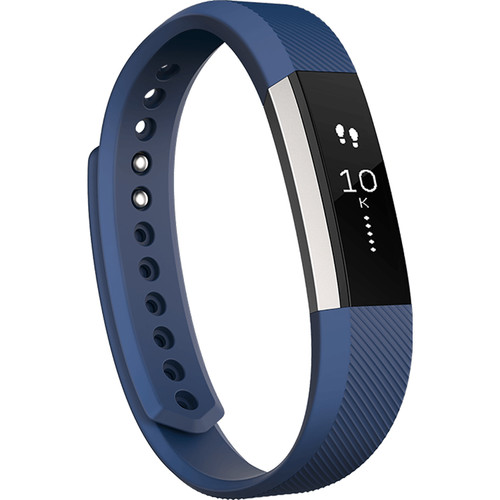 Fitbit Alta Classic Band (Large, Blue)