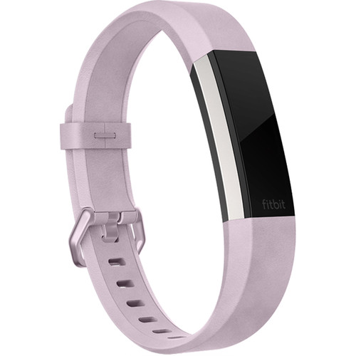 Fitbit Leather Band for Alta HR (Large, Lavender)