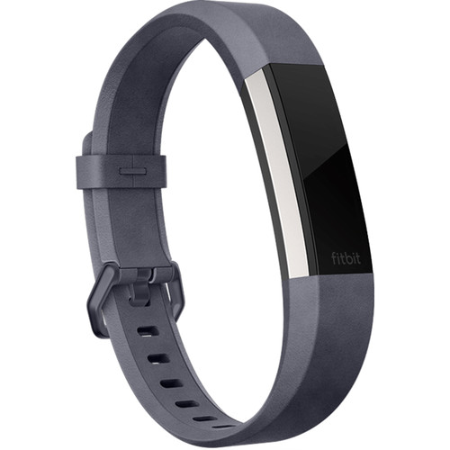 Fitbit Leather Band for Alta HR (Small, Indigo)