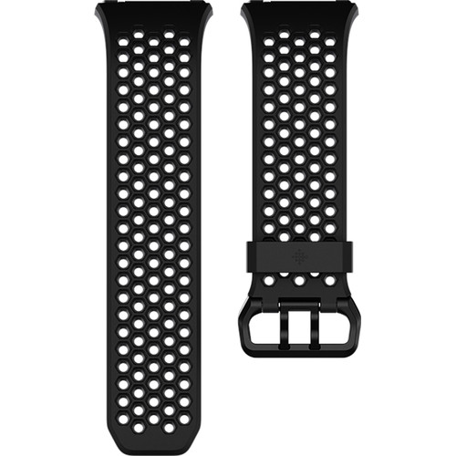 Fitbit Sport Band for Ionic Watch (Large, Black/Charcoal)