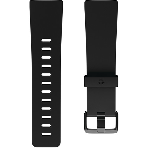 Fitbit Classic Band for Versa Smartwatch (Small, Black)
