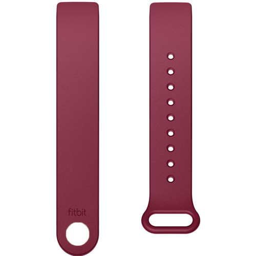 Fitbit Classic Band for Inspire & Inspire HR Fitness Trackers (Small, Sangria)