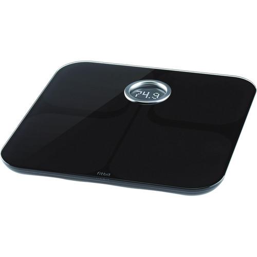 Fitbit Aria Wi-Fi Smart Scale (Black)