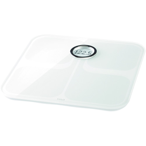 Fitbit Aria Wi-Fi Smart Scale (White)