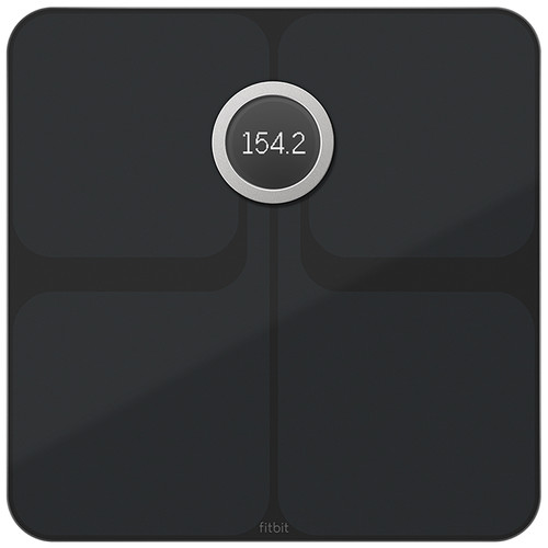 Fitbit Aria 2 Wi-Fi Smart Scale (Black)