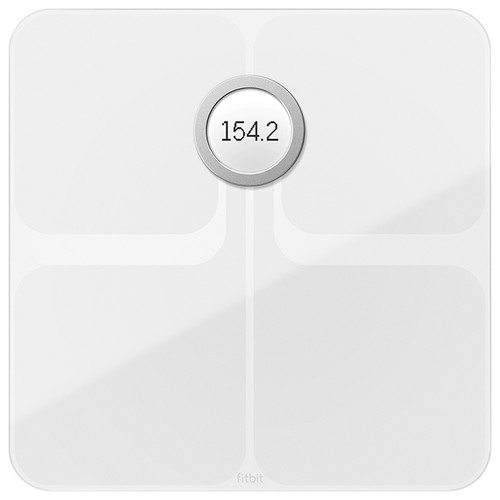 Fitbit Aria 2 Wi-Fi Smart Scale (White)