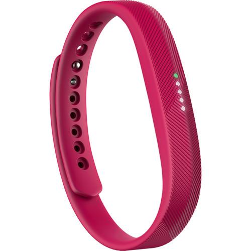 Fitbit Flex 2 Fitness Wristband (Magenta)