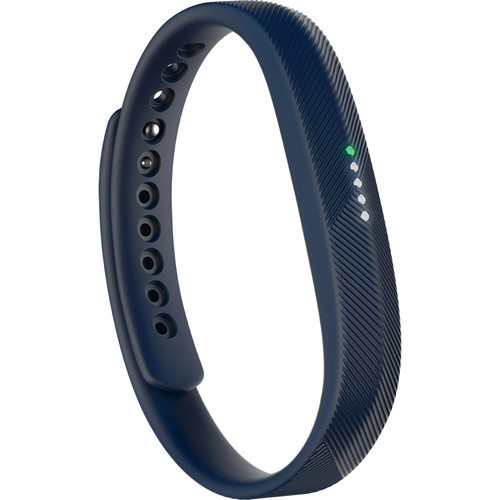 Fitbit Flex 2 Fitness Wristband (Navy)