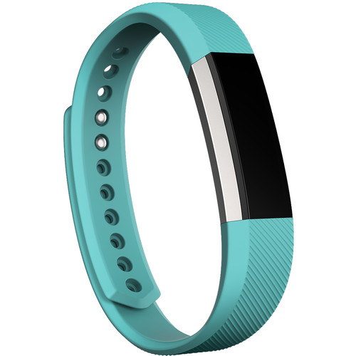 Fitbit Alta Activity Tracker (Large, Teal)