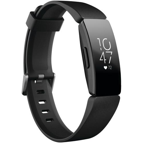 Fitbit Inspire HR Fitness Tracker (Black)