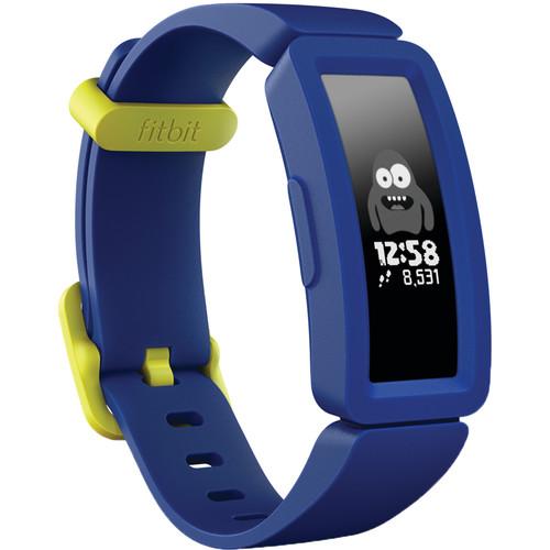 Fitbit Ace 2 Kids Activity Tracker (Night Sky/Neon Yellow)