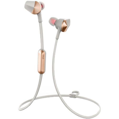 Fitbit Flyer Wireless Fitness Headphones (Lunar Gray)