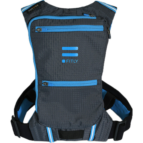 FITLY Innovative Running Pack (XS/S, Blue)