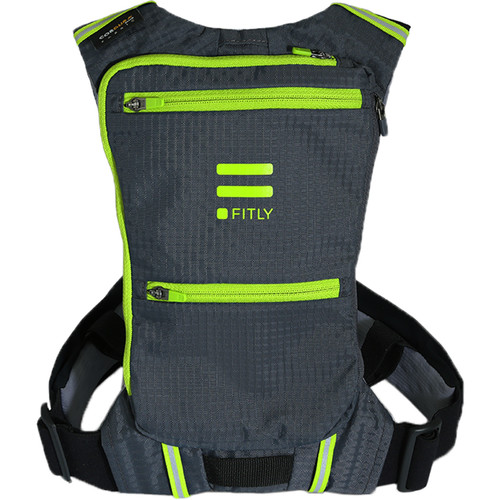 FITLY Innovative Running Pack (M/L/XL, Green)