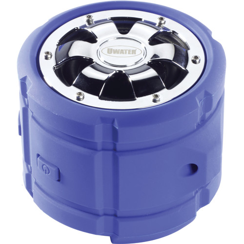Fitness Technologies UWaterX3 Wireless Action Speaker (Blue)