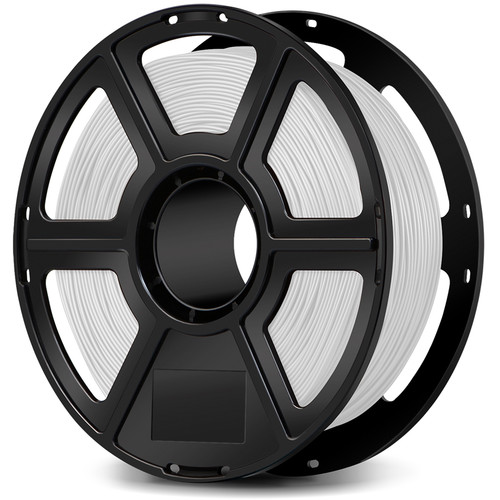 FlashForge 1.75mm ABS Filament for the Creator & Guider II Series (1kg, Natural)