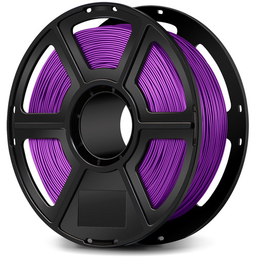 FlashForge 1.75mm ABS Filament for the Creator & Guider II Series (1kg, Purple)