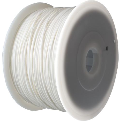 Flashforge 1.75mm Creator Series ABS Filament (2.2 lb, White)