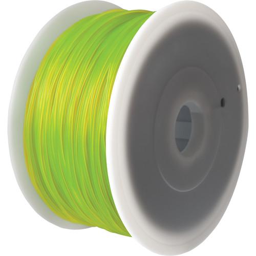 FlashForge 1.75mm Creator Series ABS Filament (2.2 lb, Yellow)