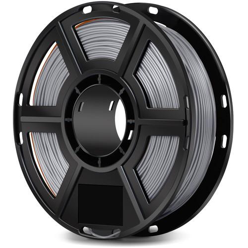 FlashForge 1.75mm Metal-Filled Filament for the Dreamer, Inventor Series, and Adventurer 3 (0.5kg, Aluminum)