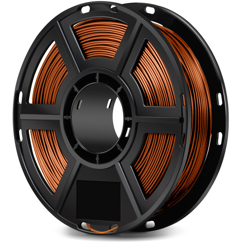 FlashForge 1.75mm Metal-Filled Filament for the Dreamer, Inventor Series, and Adventurer 3 (0.5kg, Copper)