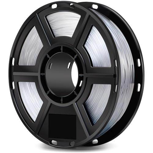 FlashForge 1.75mm PETG Filament for the Dreamer & Inventor Series (0.5kg, Natural)