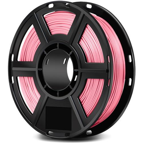 FlashForge 1.75mm PLA Filament for the Finder, Dreamer, Inventor Series, and Adventurer 3 (0.5kg, Pink)